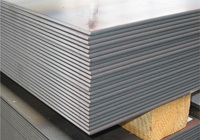Steel sheet metals